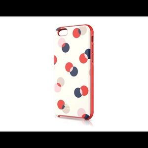 Kate Spade iPhone 6/6s case.